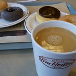 Photo taken at Tim Hortons by Christine L. on 8/18/2012