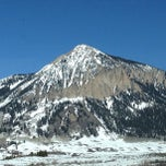 Photo taken at Crested Butte Mountain Resort by Kevin P. on 4/5/2013