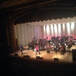 Photo taken at Victory Theatre by Sherry W. on 10/26/2014