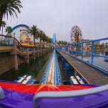 Photo taken at California Screamin' by Mark P. on 3/17/2013