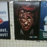 Photo taken at MTA Bus: M20/M104 - 8 Av - W 49 St (Uptown) by Wen Z. on 10/29/2013