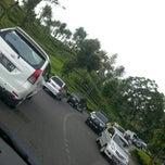 Photo taken at Jalan Raya Puncak by Ferdi F. on 12/7/2013