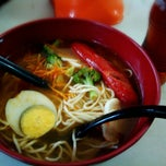 Photo taken at Mie Reman by rini m. on 11/8/2014