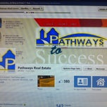 Photo taken at Pathways Real Estate by Kristian T. on 7/31/2013