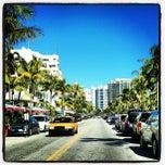 Photo taken at Ocean Drive by Romain G. on 11/24/2012