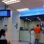 Photo taken at ธนาคารทหารไทย (TMB) by KimBunDu on 10/6/2014