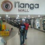 Photo taken at i'langa Mall by Obedience T. on 11/7/2014