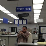 Photo taken at San Mateo DMV Office by Laura L. on 2/7/2013