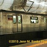 Photo taken at MTA Subway - Roosevelt Island (F) by 💖♀💖Jennifer M. B. on 4/12/2015