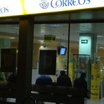 Photo taken at Oficina Correos by Juan Carlos M. on 1/15/2014