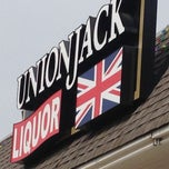 Photo taken at Union Jack Liquor by DV G. on 4/20/2013