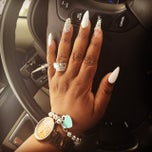 Photo taken at La Belle Nails by Stephanie W. on 12/6/2014