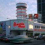 Photo taken at Amoeba Hollywood by Amoeba Hollywood on 11/21/2014