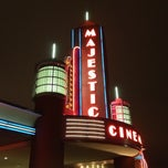 Photo taken at Marcus Majestic Cinema by Jeff J. on 12/25/2012