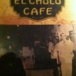 Photo taken at El Cholo Café by Paul G. on 10/25/2012