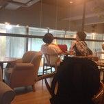 Photo taken at Café NESCAFÉ by HABI on 8/14/2014