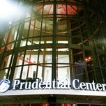 Photo taken at Prudential Center by Tanzer V. on 3/5/2013