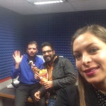 Photo taken at Radiogrupo by Roberta S. on 12/18/2014