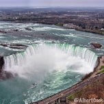 Photo taken at Niagara Falls (Canadian Side) by Albert C. on 4/30/2013