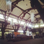 Photo taken at Aula Barat ITB by Ikhlasul A. on 8/26/2013