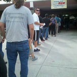 Photo taken at Department Of Motor Vehicles by Margie C. on 10/22/2012