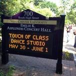 Photo taken at Emilie K Asplundh Hall by Vincent L. on 5/31/2014