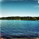 Photo taken at Idylwood Park by Ed C. on 4/26/2013