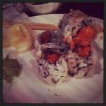 Photo taken at HaChi Restaurant & Lounge by Ashante E. on 6/7/2013