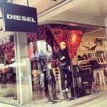 Photo taken at Diesel by Rosaly Gurgel *. on 11/25/2013