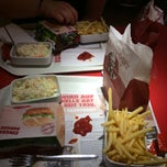 Photo taken at Kentucky Fried Chicken by Sarah P. on 7/23/2014