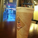 Photo taken at Java's Espresso Bar & Cafe by Susan F. on 1/30/2013