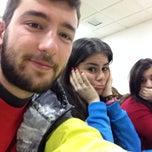 Photo taken at Escuela Politécnica Superior de Sevilla by Uri S. on 3/14/2014