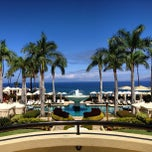 Photo taken at Four Seasons Resort Maui by Jannie on 5/9/2013