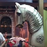 Photo taken at Higgins Armory Museum by Amy R. on 3/2/2013