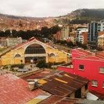 Photo taken at La Paz by Fanny T. on 1/17/2015