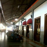 Photo taken at Stasiun Yogyakarta Tugu by fjaar v. on 6/23/2013