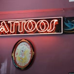 Photo taken at Amor Real - Custom Tattoo by Damian H. on 10/26/2013