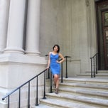Photo taken at Frick Art Reference Library by Nicole Miller Madison on 7/7/2014