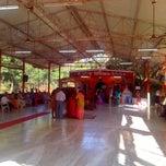 Photo taken at Apteshwar Ganesh Temple by Laximan C. on 2/3/2014