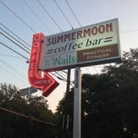 Photo taken at Summermoon Coffee Bar by Sadaf H. on 8/19/2013