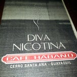 Photo taken at Diva Nicotina by Miguel G. on 10/24/2012