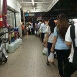 Photo taken at วินมอเตอร์ไซค์ (MRT สุทธิสาร) by Parichat P. on 3/19/2014