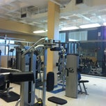 Photo taken at Fitness Center by Alan B. on 9/19/2012
