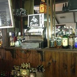 Photo taken at Flat Rock Saloon by Greg L. on 7/19/2013