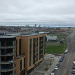 Photo taken at Four Points by Sheraton Lévis Convention Centre by MJ P. on 5/24/2014