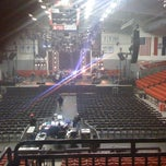 Photo taken at O'Reilly Family Event Center by Rob F. on 11/19/2012