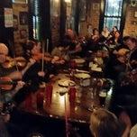 Photo taken at Churchills Pub by Stephanie M. on 2/4/2015