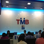 Photo taken at ธนาคารทหารไทย (TMB Bank) by Dragorous on 3/7/2013