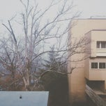 Photo taken at Bryan Building (UNCG) by Andrew N. on 1/17/2014