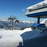 Photo taken at Station Tressdorfer Alm by Andreas C. on 3/6/2014
